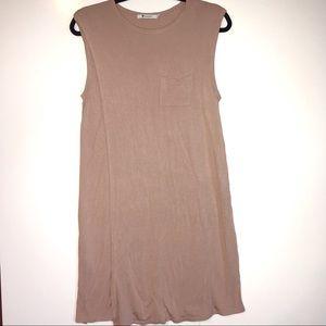 Dresses & Skirts - T by Alexander Wang sleeveless Wrap Tee dress